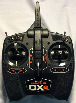 Spektrum rc remote control