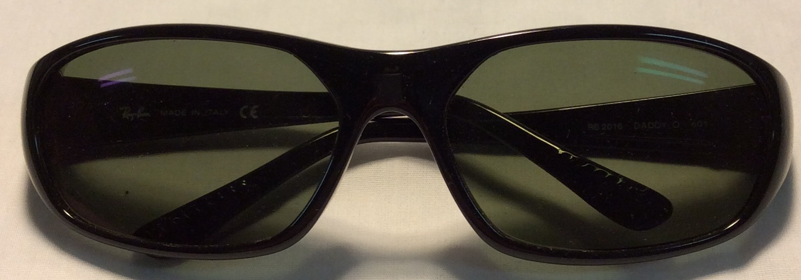 Ray-Ban - Daddy-O Dark brown plastic
