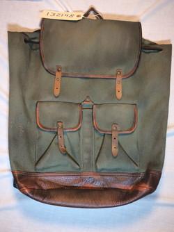 Vans Olive green bag