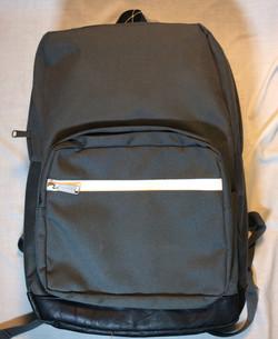 Hershel Grey school bag