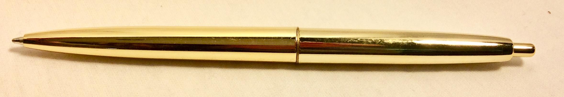 Gold pens