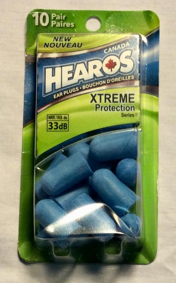 HEAROS Ear plugs
