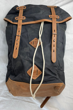 Herschel rucksack style backpack, large