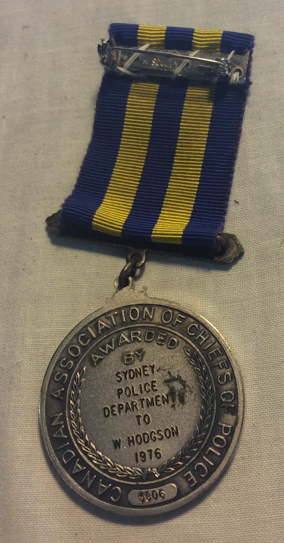Canadian Association of Cheifs