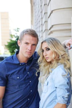 Jared & Chiara| Houston Models