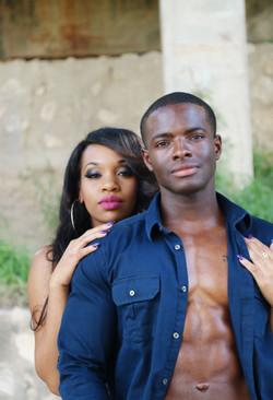 Brian & Janelle| Houston Models