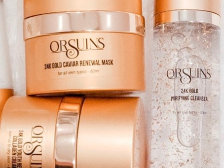 Orsuins Skincare Top 3 favorites for Normal to Dry Skin