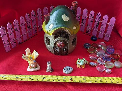 Mushroom Fairy Set #2