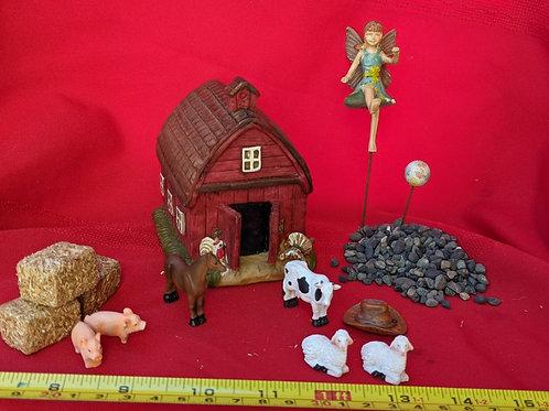 Farm Fairy Set