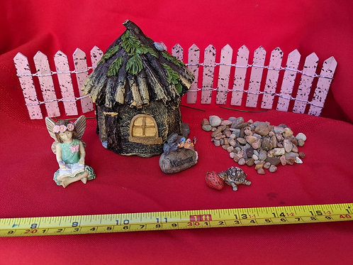 Fairy Hut Set