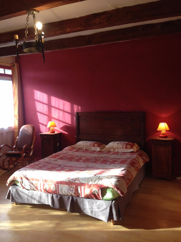 chambre restaurée