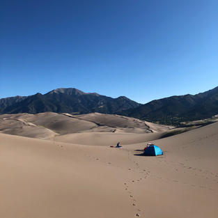 Great Dunes National Park, CO