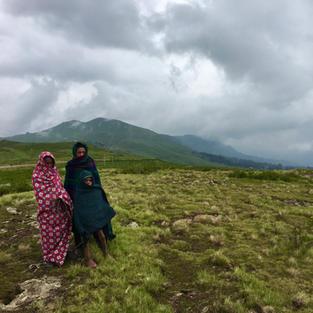 Mount Choqa, Ethiopia