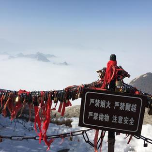 Mount Huashan, China
