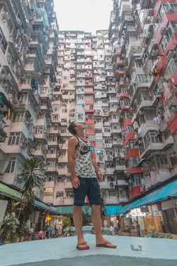 We in Hong Kong23