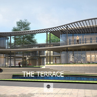 the terrace @ Garaweik