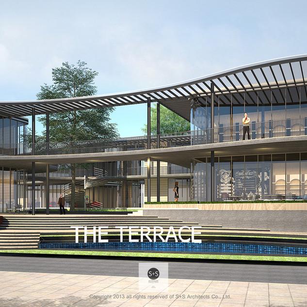 the terrace @ Garaweik