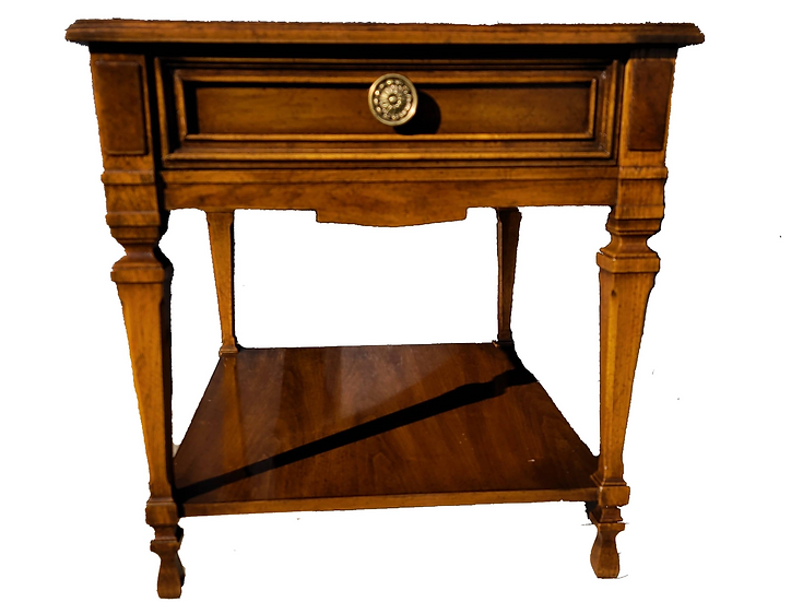 Drexel Francesca Side Table