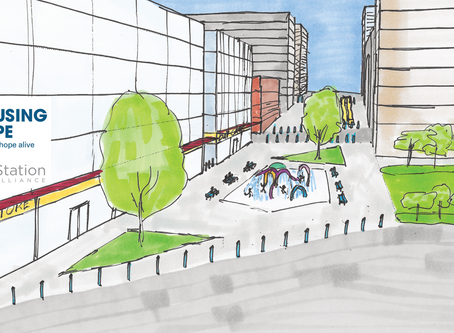 You're Invited to the Community Kickoff for the Convergence at Everett Station Study