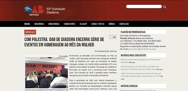 OAB Diadema