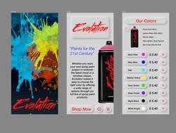 UI/UX design by kingdom app development e-commerce app