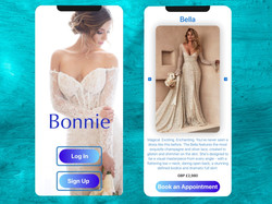 UI/UX design by kingdom app development wedding app
