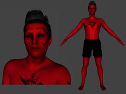 3D Character Design at Kingdom App Development