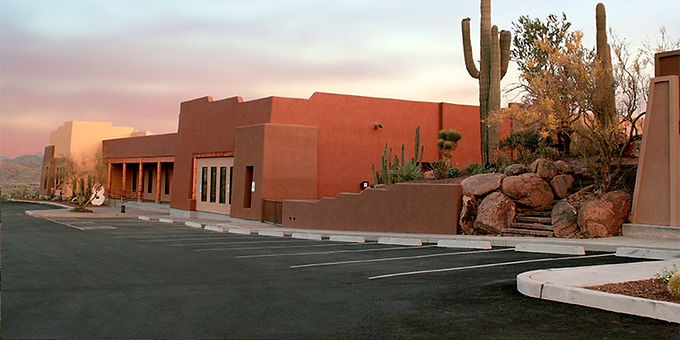 DESERT FOOTHILLS LIBRARY ADDITION