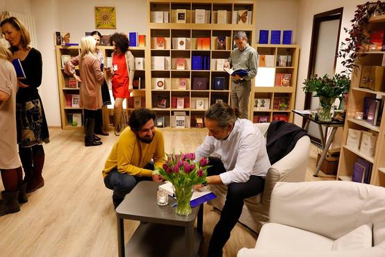 La librăria Cărțile Maestului Interior din București