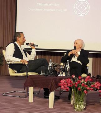Conferință Ervin Laszlo în România
