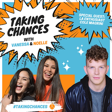 Copy of Taking Chances with Vanessa & No