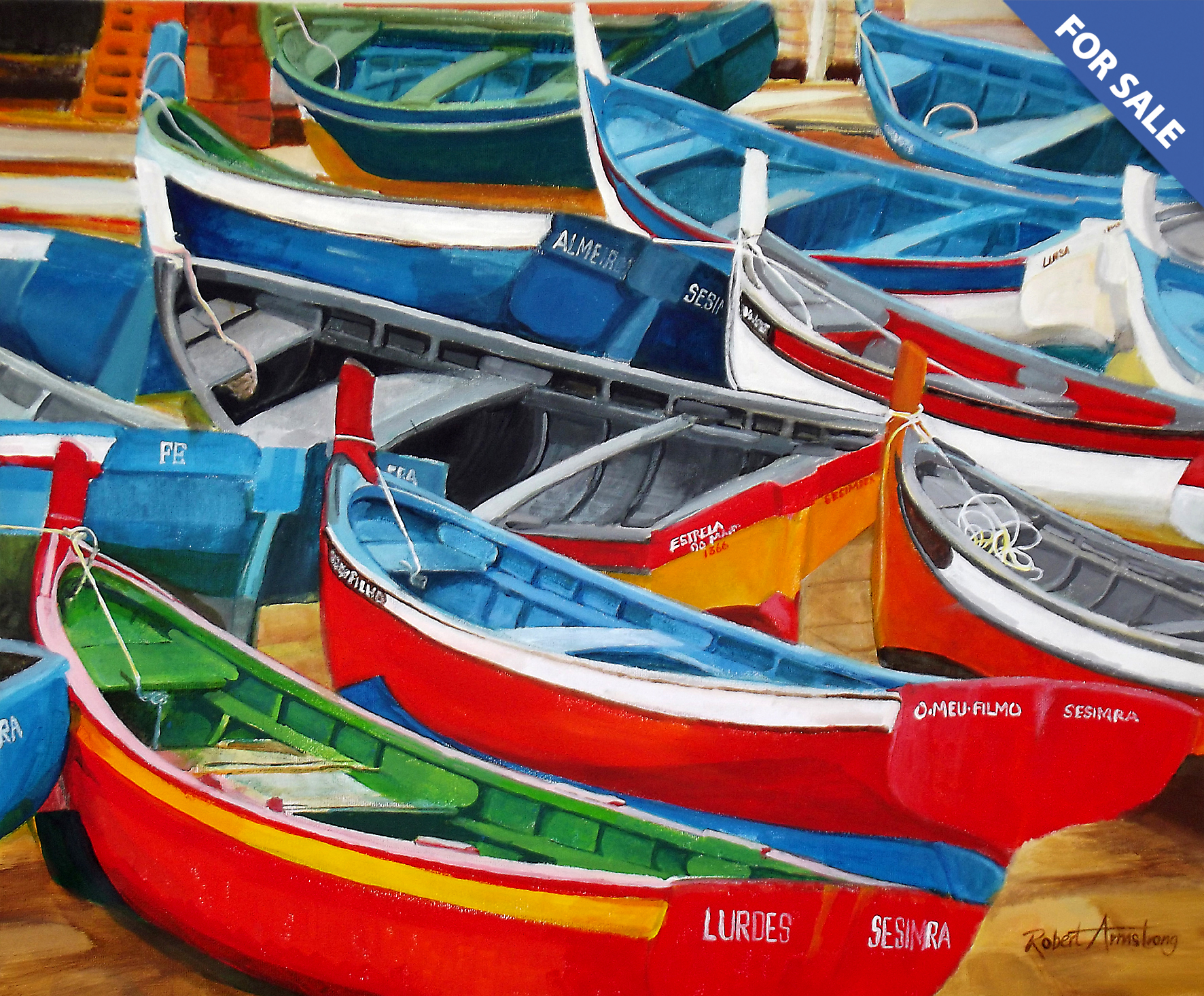 Fishing Boats (Portugal)