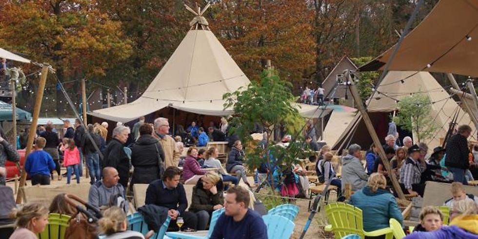 Zeldzaam Mooi Markt Roots in the Woods Landal Landgoed 't Loo