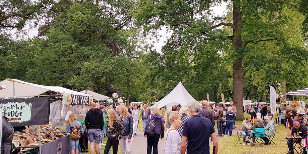 Zeldzaam Mooi Festival Worpplantsoen Deventer
