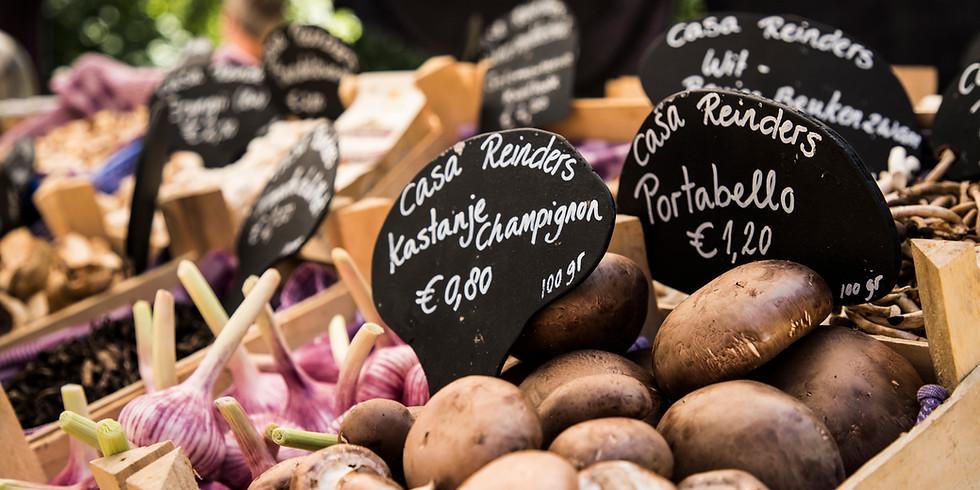 Zeldzaam Mooi Markt Arnhem