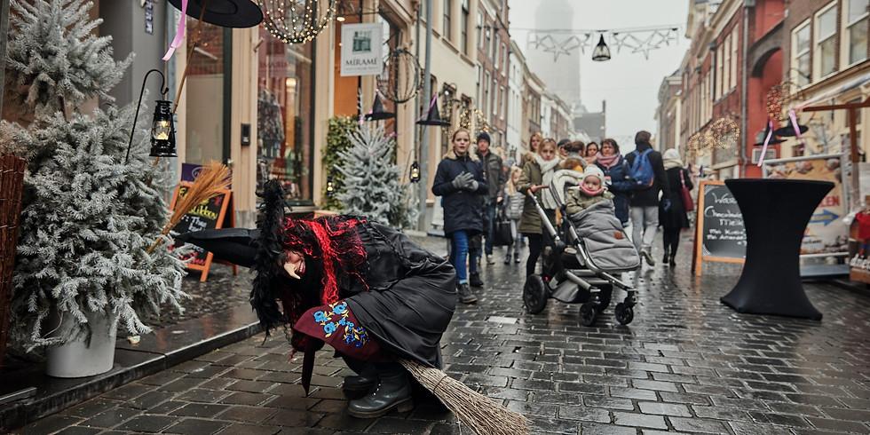 Zeldzaam Mooi Markt Sprookjesstad Zutphen