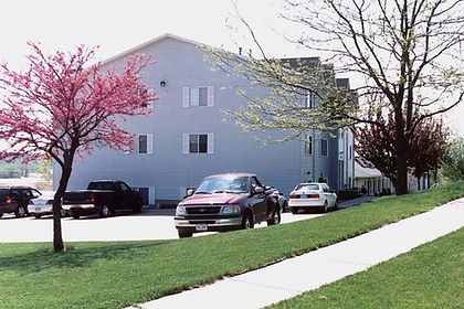 Our apartment rentals are spacious with large parking spaces for our residents, located in Coralville Ia