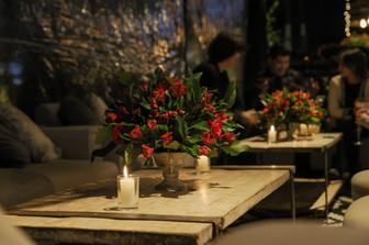 Lounge carpa