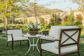Lounge jardín