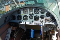Cockpit Starduster SA-300