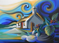 'Blue Cottage'