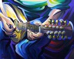 Ten String, Stefan Sobell