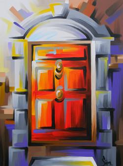 'Georgian Door'