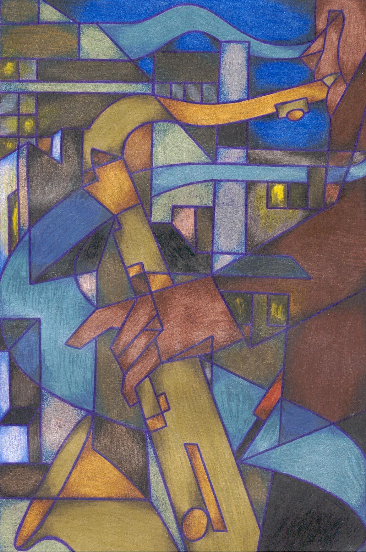 'Jazz Man'