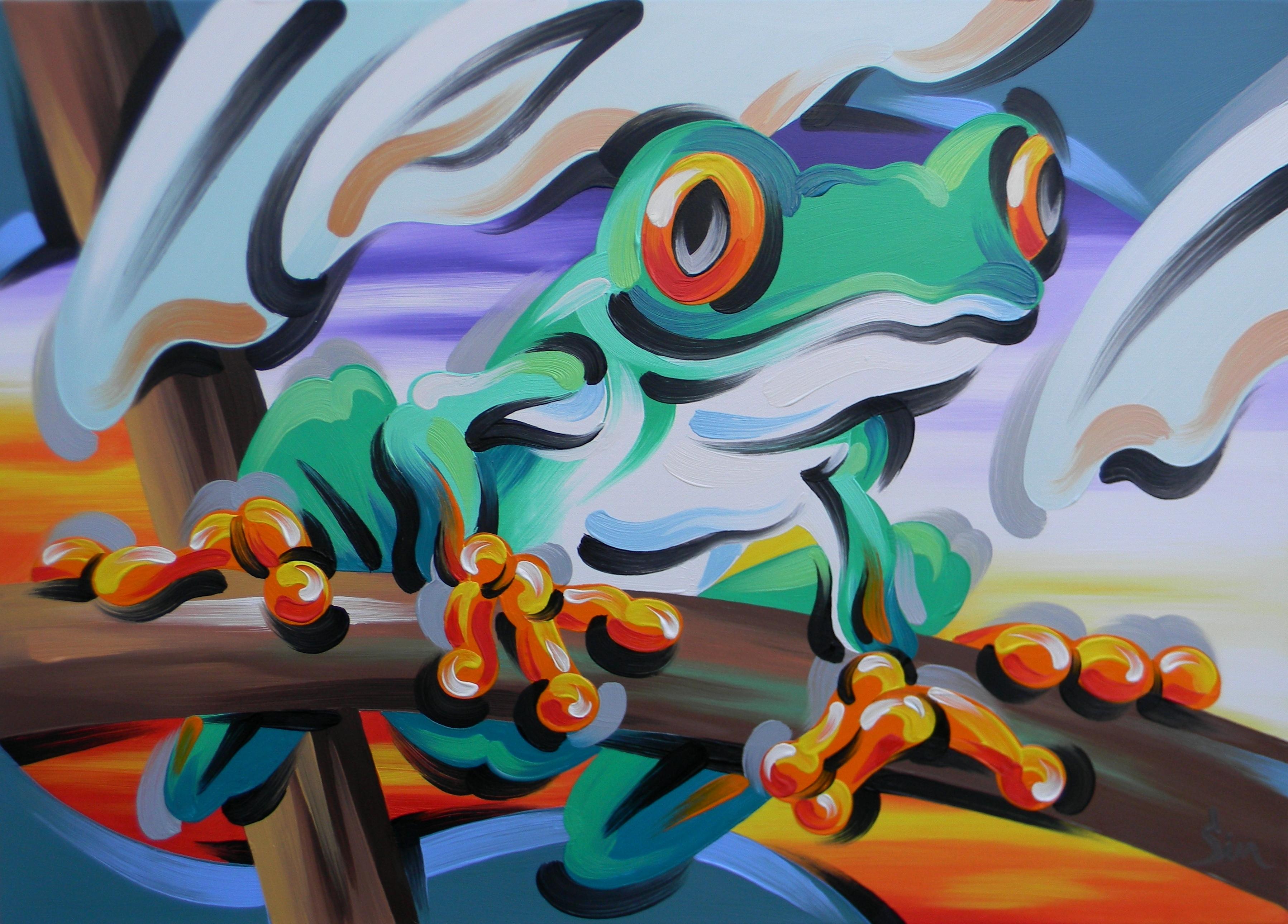 '2020 Frog B'