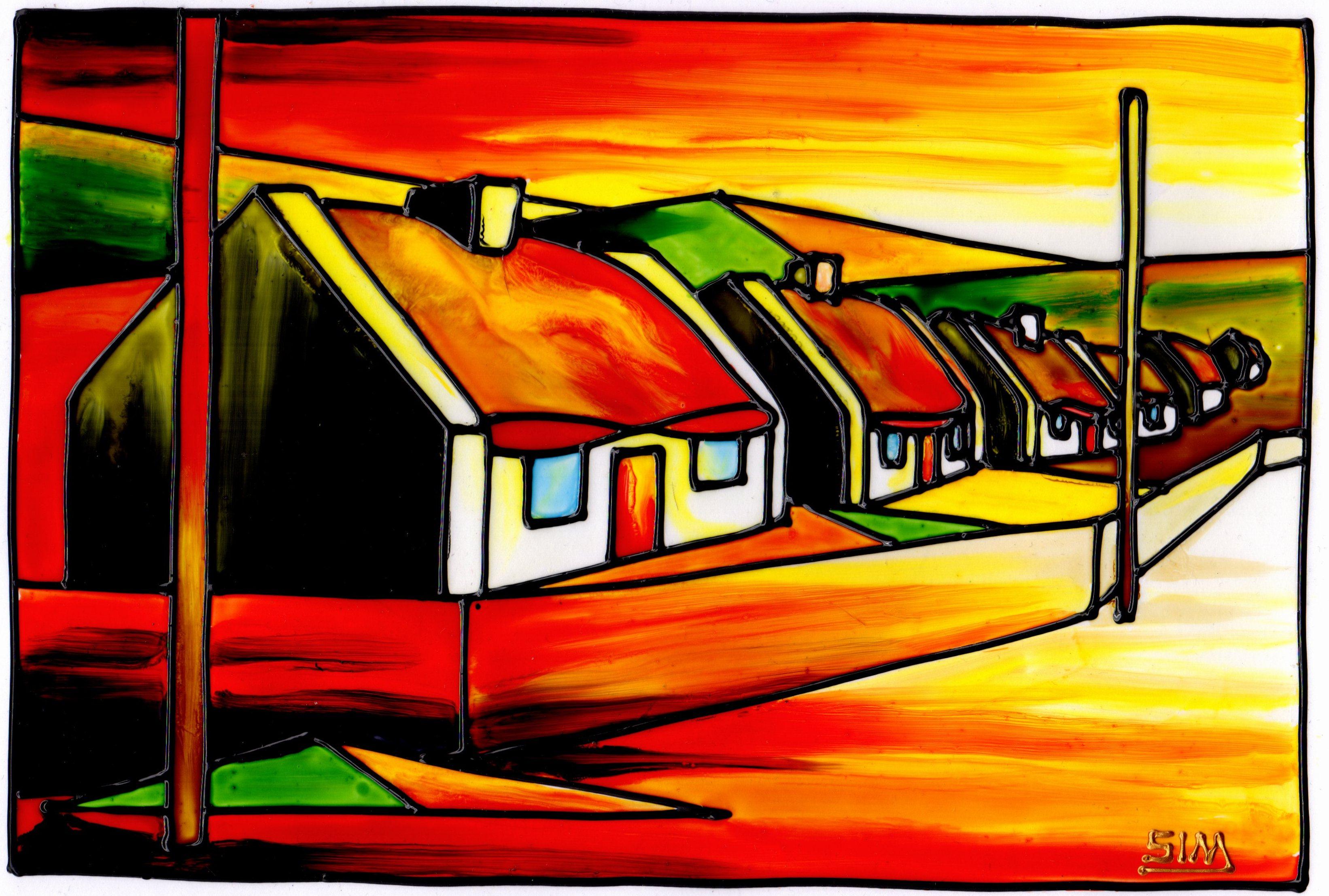 'West Cost, Cottages'