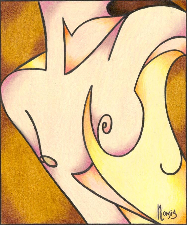'Nude Study 6'