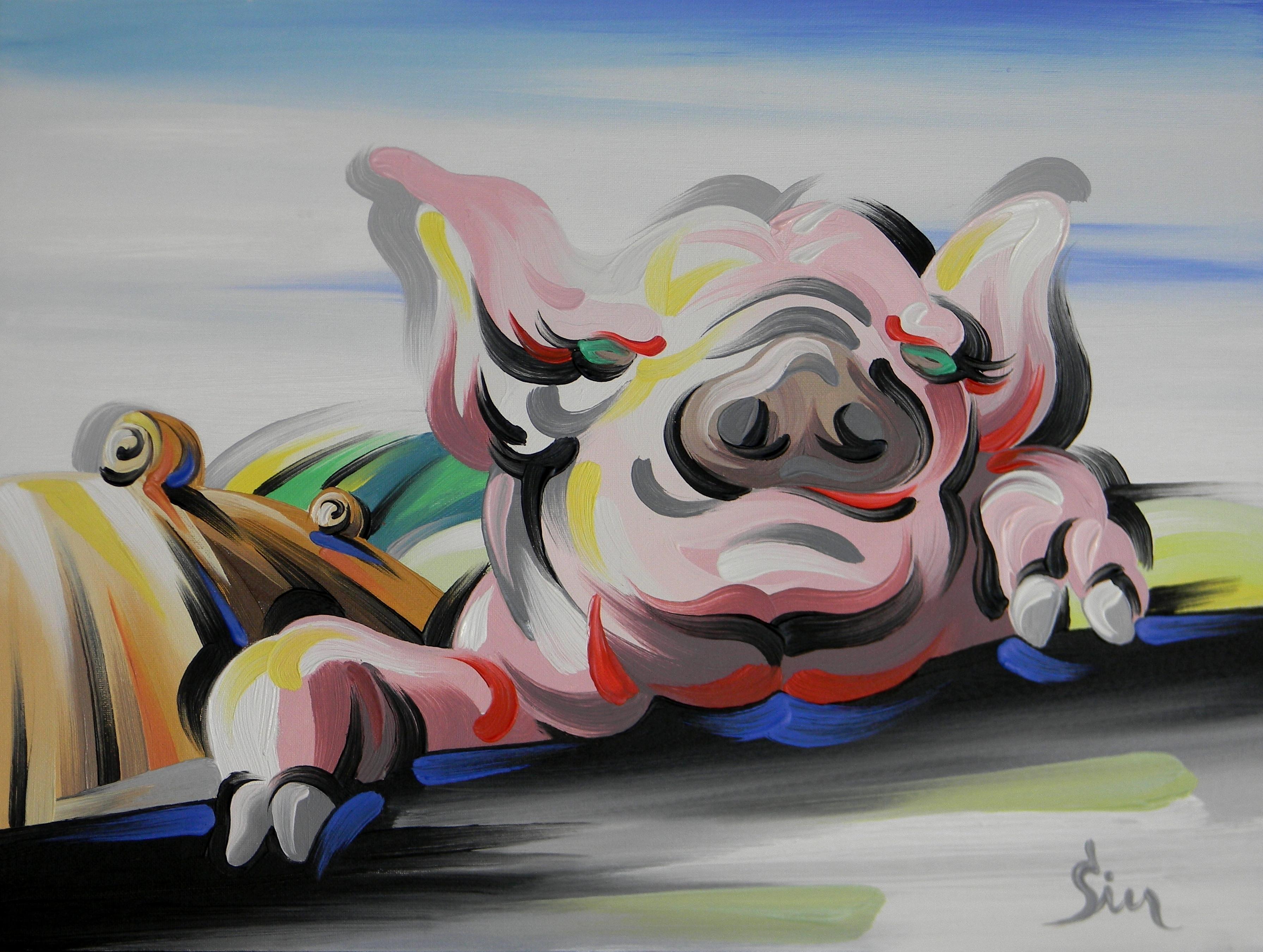 'Piglet'