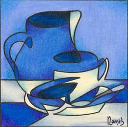 'Blue China'