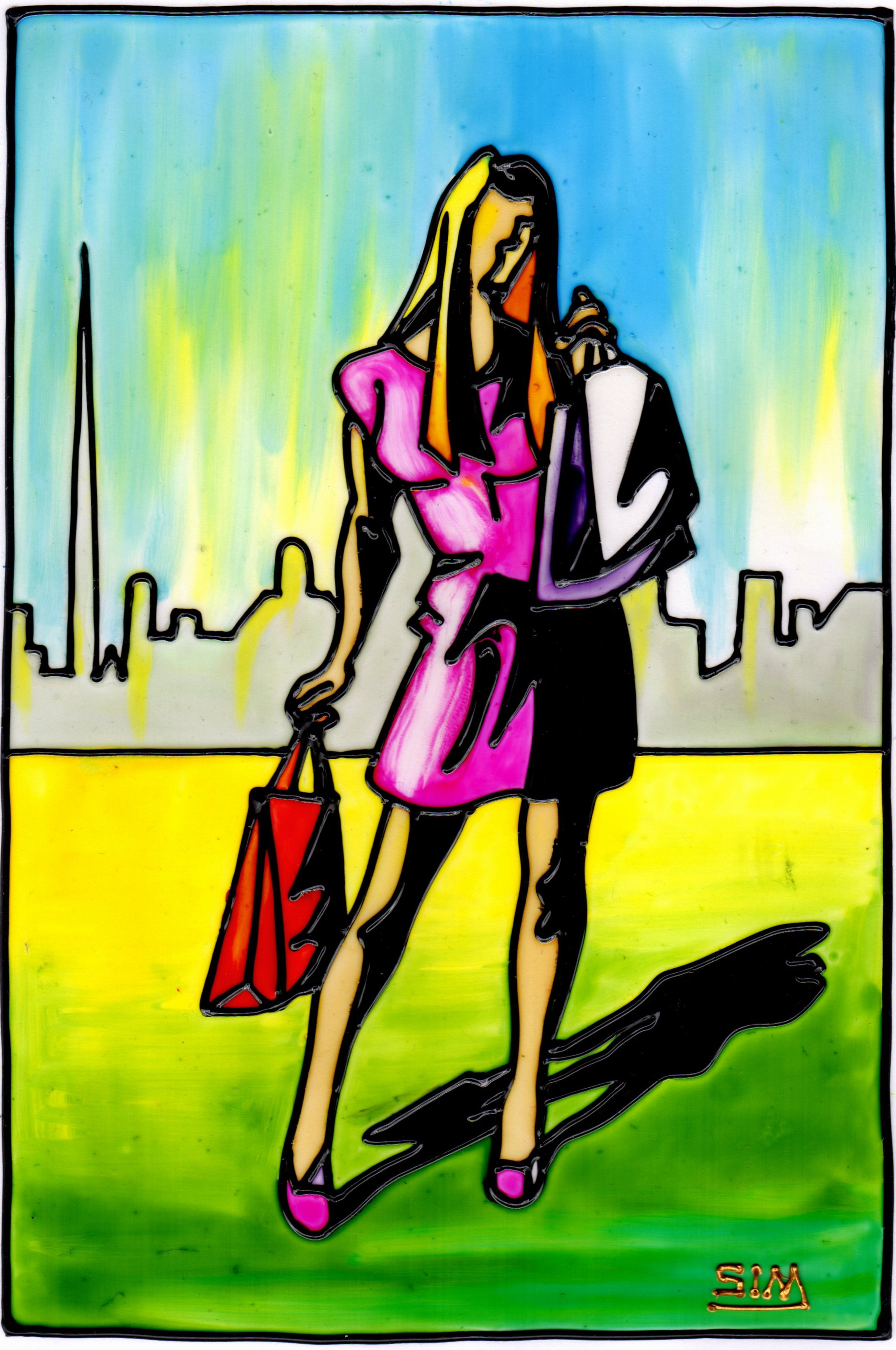 'Dublin Shopper'